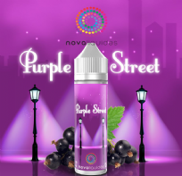 E-liquide Purple Street 60ml de Nova
